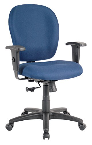 Eurotech Seating Racer St FT4547-NVY Swivel Tilt Chair, Navy