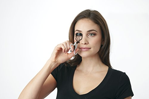 3187zdF5oDL TWEEZERMAN Onyx Great Grip Eyelash Curler, 0.3 Ounce