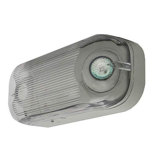 LFI Lights - UL Certified - Hardwired Wet Listed Emergency Exit Light - MR16 Halogen Lamp - Weather Proof - ELWETMR16 Light Fixture Industries EL-WETMR16