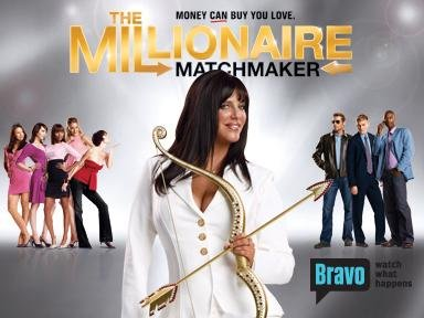 How do you get on millionaire matchmaker