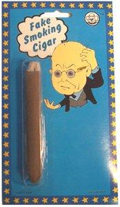 Set of 12-Fake Puffing Cigars-Gag gift