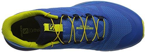 Running Sense Spring Snorkel Ride Men's Sulphur Indigo Salomon Blue Shoe Bunting 1HREww