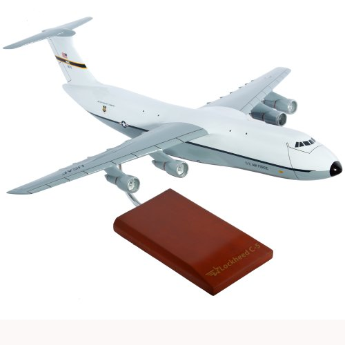 Mastercraft Collection C-5A/B Galaxy (White-Gray) Scale: - C5 Collections