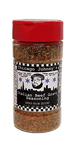Chicago Johnny's Italian Beef Gravy Seasoning