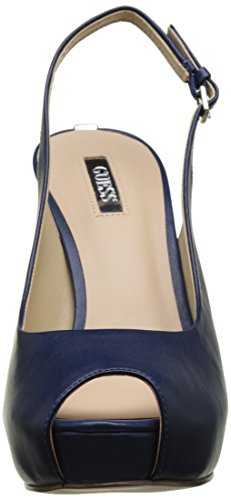 Platform Gæt Lugte Kvinder Blå Til Sandaler Blå Blå bleu 5UvTUP
