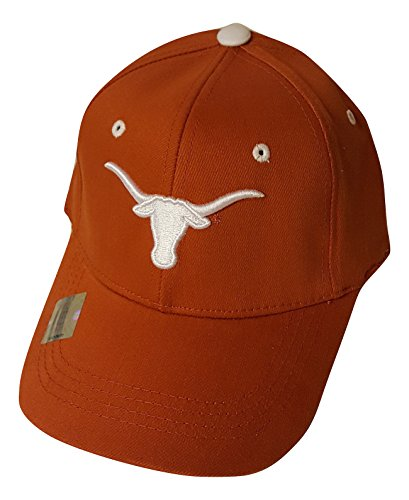 Texas Longhorns Stretch One-Fit Hat Youth Cap