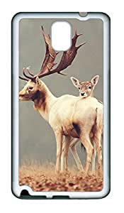 Samsung Galaxy Note 3 N9000 Cases & Covers - Beautiful Sheep TPU Custom Soft Case Cover Protector for Samsung Galaxy Note 3 N9000 - White