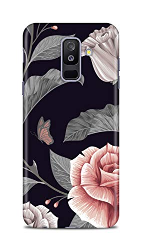 Shengshou Mobile Back Cover For Samsung Galaxy A6 Plus 2018 Pattern Abc945M37264   Multi Coloured
