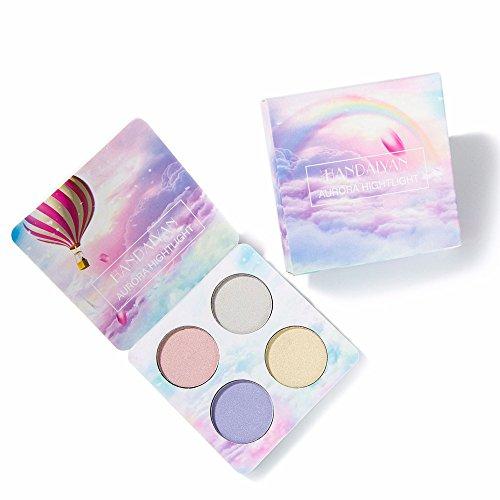 Birdfly Beauty 6 Colors Face Concealer Camouflage Cream Contour Palette