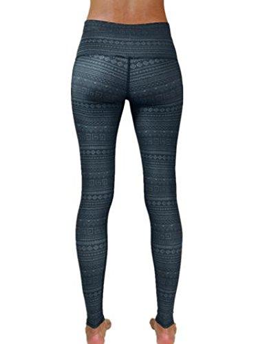 HYHAN pantalones de yoga de la manera movimiento de la cadera delgada transpirable ultra-velocidad de la bala de las polainas apretadas de las mujeres yoga-0065