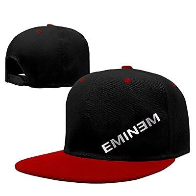 Eminem Platinum Logo Men's Baseball Snapback Cap