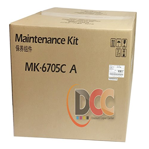 - Genuine Kyocera Mita MK-6705A 600K Maintenance Kit For CS6500I