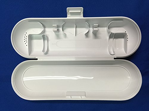 Philips Sonicare Flexcare & Healthy White Plastic Travel Case