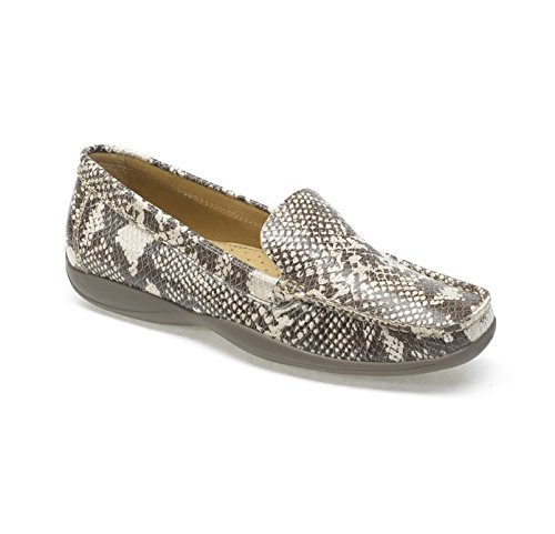 Leather Skin Marcia Moema Snake Teracotta Loafers T0Ew8