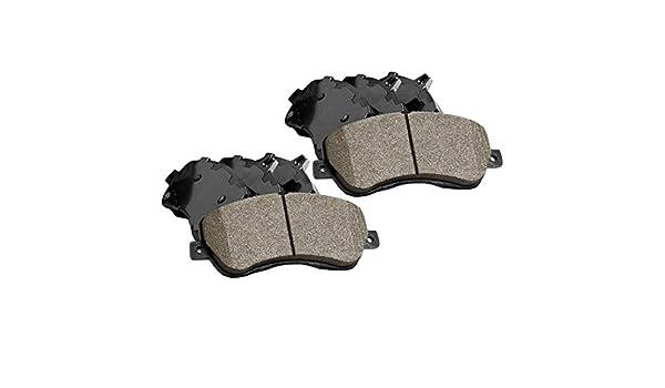 Centric Front Rear Metallic Brake Pads 2SET For Mitsubishi Mirage