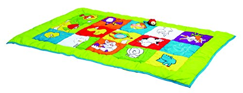 Edushape Double Sided Baby Mat (Double Sided Mat Baby)