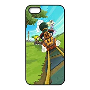The Legend Of Zelda Game iPhone 4 4s Cell Phone Case Black 218y-925719