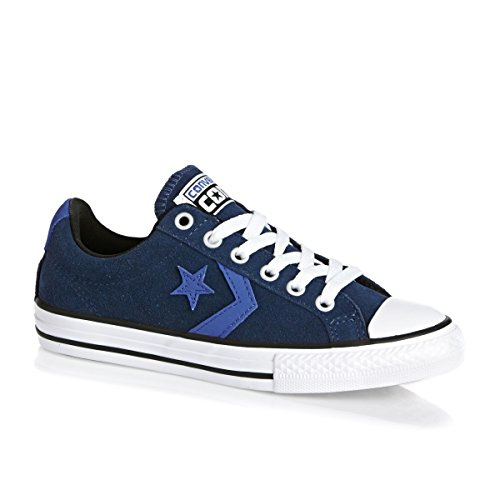 Converse Kids Star Player EV Ox Suede Trainers Mehrfarbig