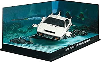 Lotus Esprit Underwater Version Diecast Model Car From James Bond The Spy Who Loved Me