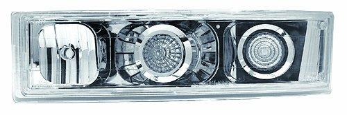 IPCW CWC-CE19 Crystal Diamond-Cut Front Park Signal Light - Pair