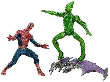 Spider Man Orígenes Spider Man Vs Duende Verde Figura De Acción Set