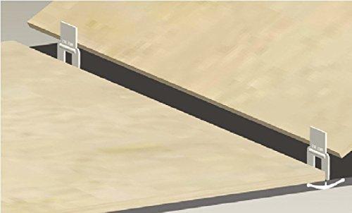 verlegesystem SAP2 Fliesen Nivellier system 100 STUCK zuglaschen 2 MM fuge fur fliesen mit starke von 8-12 MM