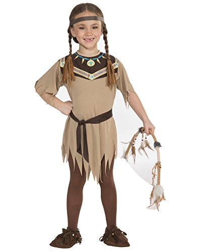 indian squaw dress - 1