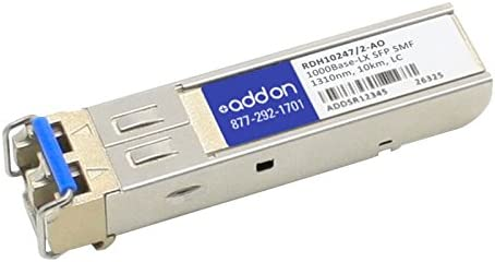 Addon-Networking LC Single Mode SFP Mini-GBIC Transceiver Module RDH10247//2-AO