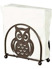 owl napkin holder - Napkin Holders