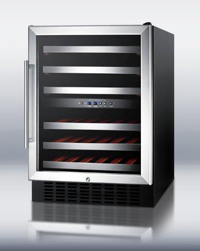 Summit SWC530LBIST Chiller Beverage Refrigerator