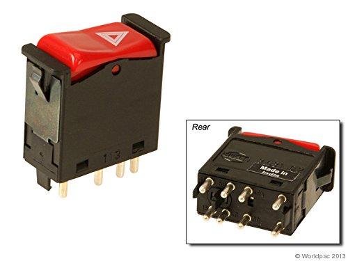 HELLA 003631021 Hazard Warning Switch