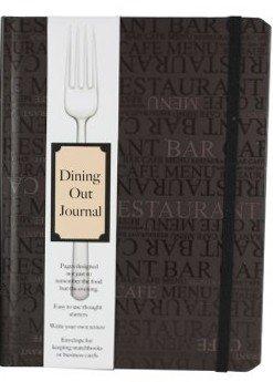 Dining Out Journal - Restaurant Journal
