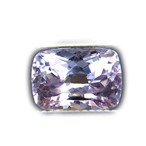 Lovemom 4.95ct Natural Cushion Unheated Pink Kunzite Brazil #B