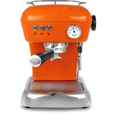 Ascaso Dream UP V3 Espresso Machine - Mandarin Orange