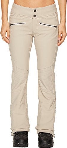 Obermeyer Women's Clio Softshell Pants Cashmere 14 by Obermeyer