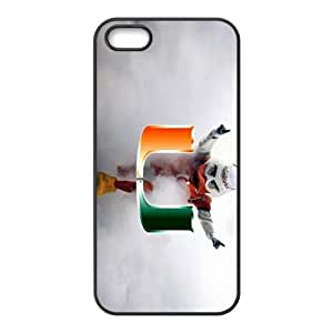 miami hurricanes mascot Phone Case for Iphone 5s by runtopwell