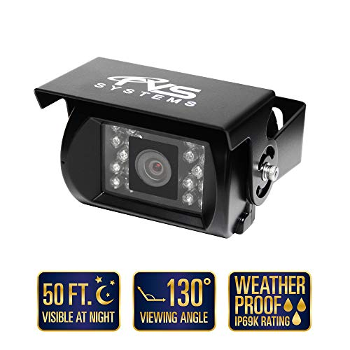 7'' Backup Camera System for RV/Truck/Bus - Waterproof Camera with Night Vision - RVS-770613-NM-01 by Rear View Safety. by Rear View Safety (Image #3)