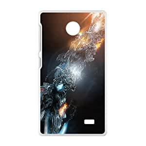 SHEP Mysterious Universe Custom Protective Hard Phone Cae For Nokia Lumia X