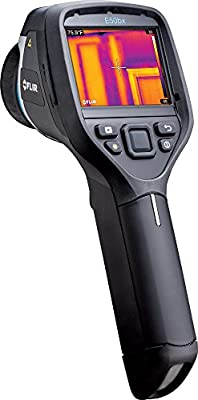 FLIR Compact Infrared Thermal Imaging Camera with MSX and FLIR Tools