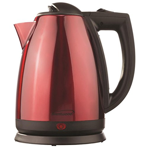 Brentwood KT 1805 Stainless Electric Kettle Auto product image