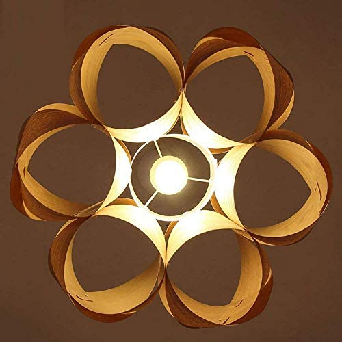 Pendant Light Chandelier Lamp Safety and Environmental Protection Modern Minimalist Rustic Style Dining Room Living Room Bedroom Ceiling Lamp E27.