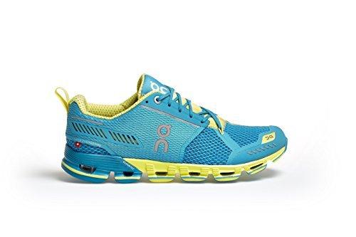 ON Cloudflyer Mani/Lemon Running, Cross Training Womens Athletic Shoes Size 10.5 New