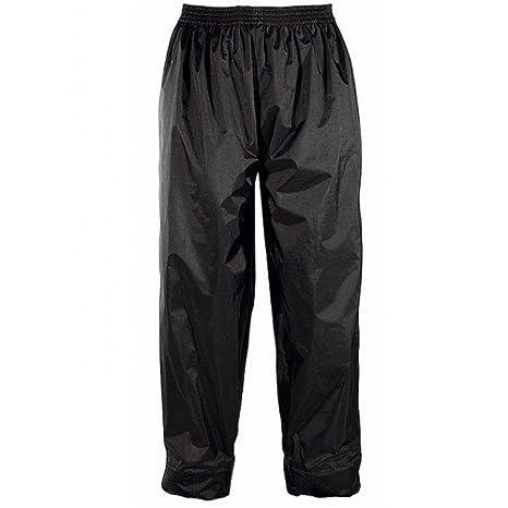 Bering Pantalon moto alon ECO, Noir, Taille XXL 996_15609