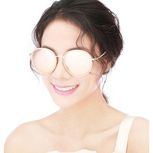 DT polarizadas Color Gafas Gafas Coreanas Sol Delgadas Sol de Femeninas Gafas 1 2 de wwrxZP
