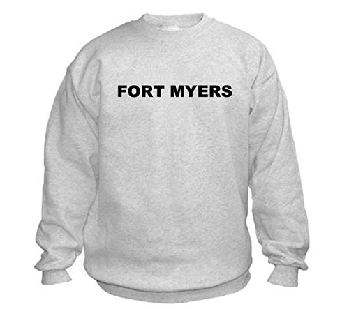 FORT MYERS - City-series - Light Grey Sweatshirt - size XXL