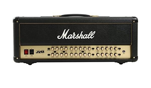 Marshall VJVM410H - Jvm410h cabezal 100w 4 canales mm: Amazon.es: Instrumentos musicales