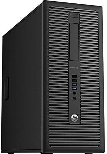 HP EliteDesk 800 G1 Tower, Intel Core i7-4770 3.4Ghz, 2TB HDD, 16GB DDR3 Ram, DVD-ROM, Windows 10 Pro 64-bit Renewed