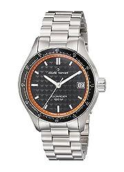 Claude Bernard Men's 70168 3M NO Analog Display Swiss Quartz Silver Watch