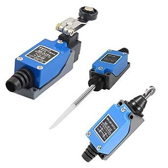 uxcell me 8166 me 9101 me 8167 limit switch cnc mill laser plasma