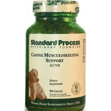 Standard Process Canine Musculoskeletal Support 90 g by Standard Process
